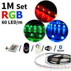 1 meter RGB led strip set - 60 LED