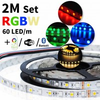 2 meter RGBW led strip set - 120 LED